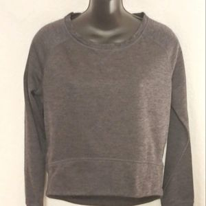 Champion Duodry Cropped Sweatshirt Size XS